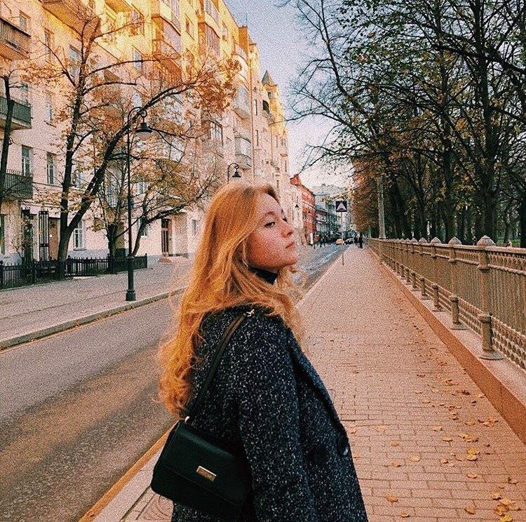 Фото Репетитора: Елизавета, 20 лет