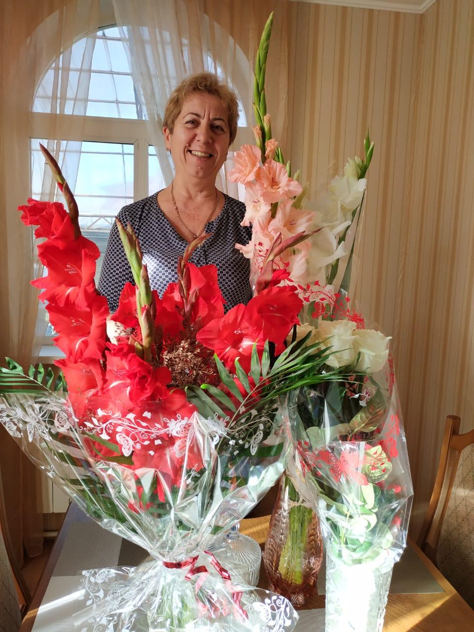 Фото Домохозяйки: Лариса, 56 лет
