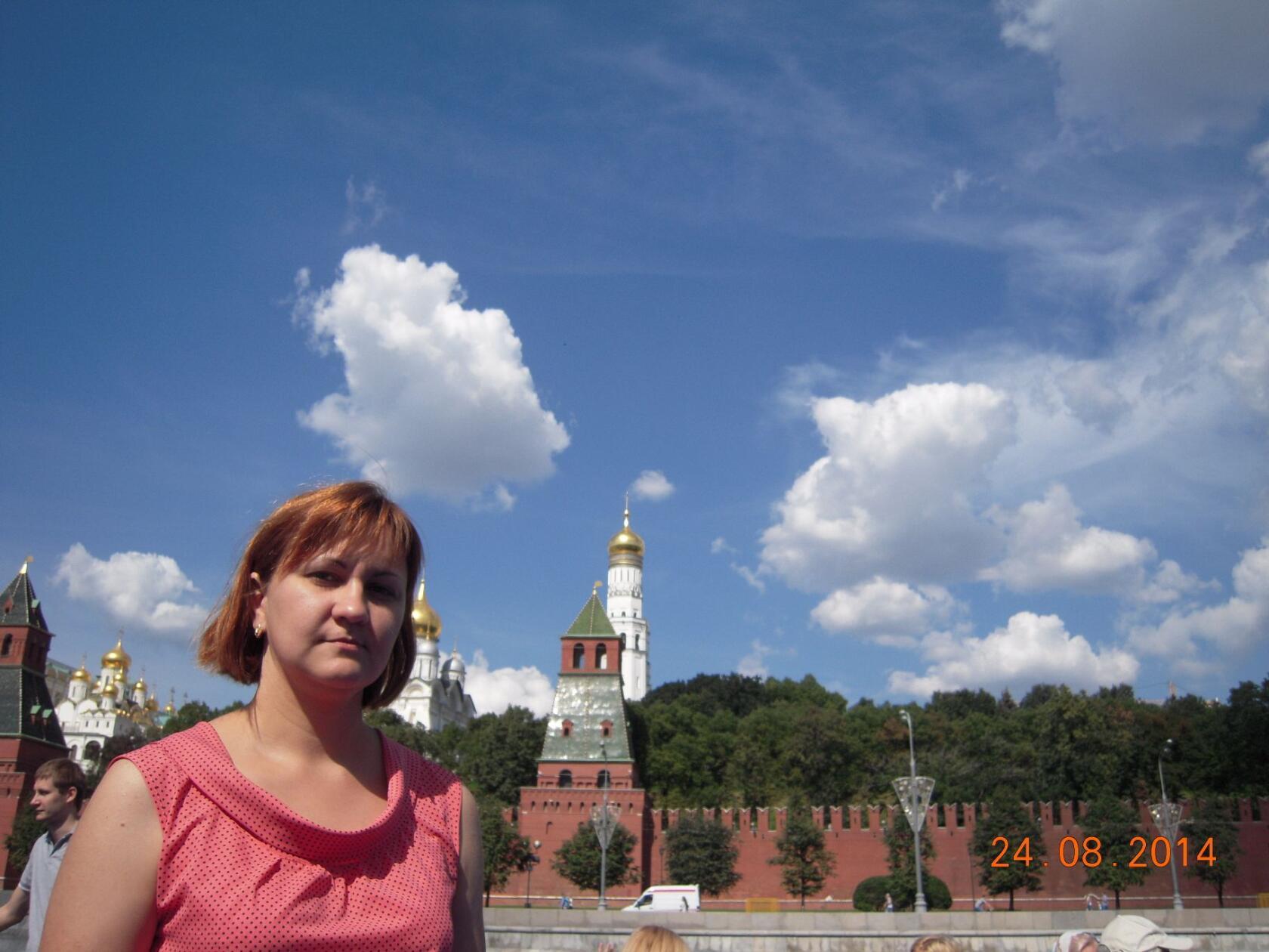 Фото Няни: Ольга, 53 года