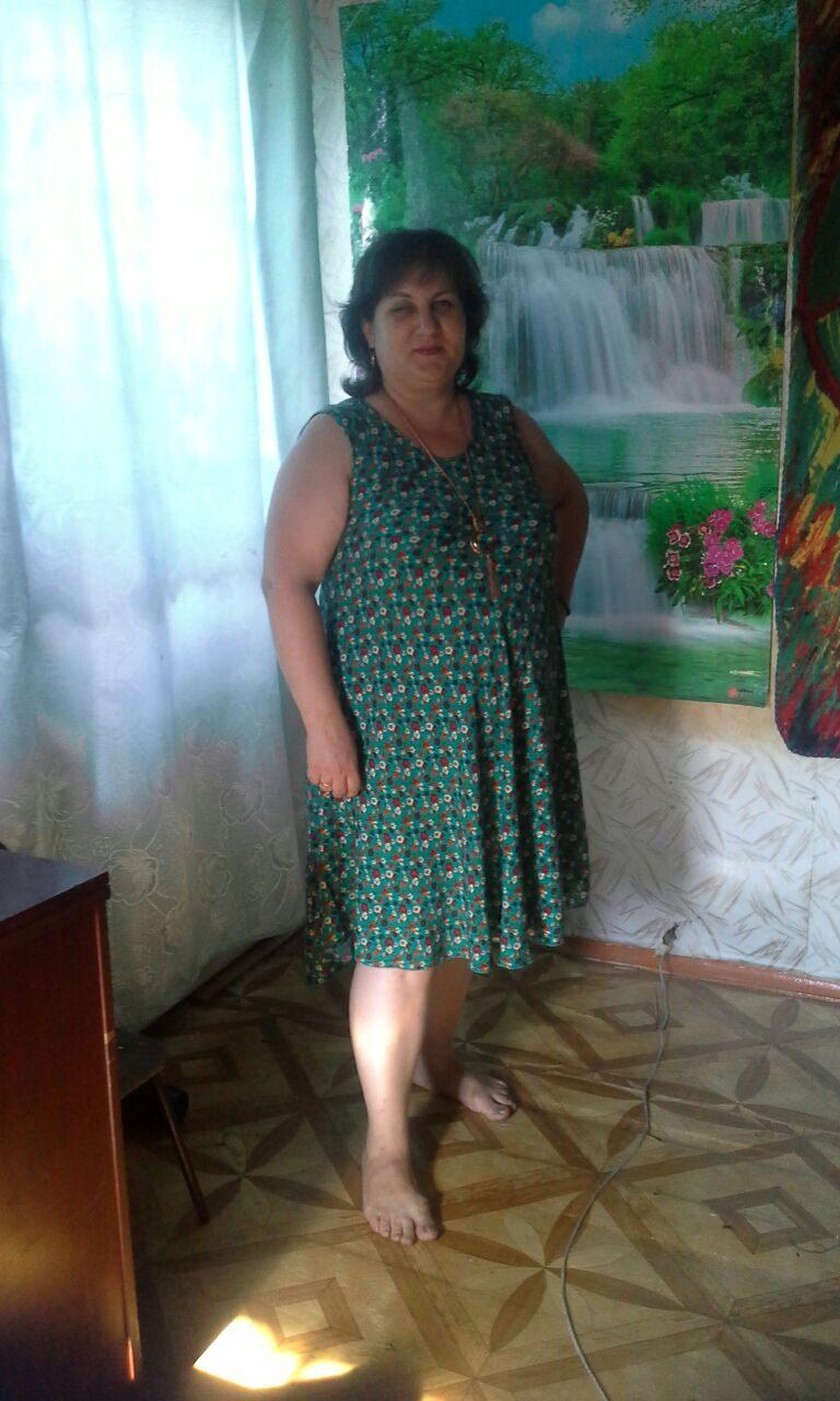 Фото Няни: Лариса, 54 года