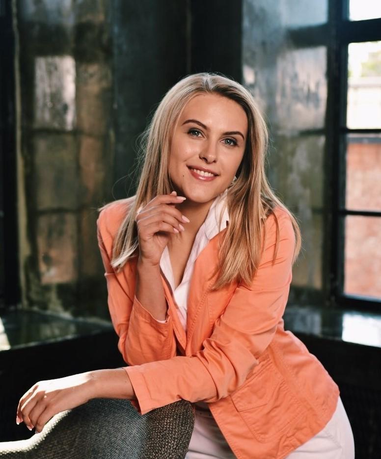 Фото Репетитора: Елизавета, 24 года