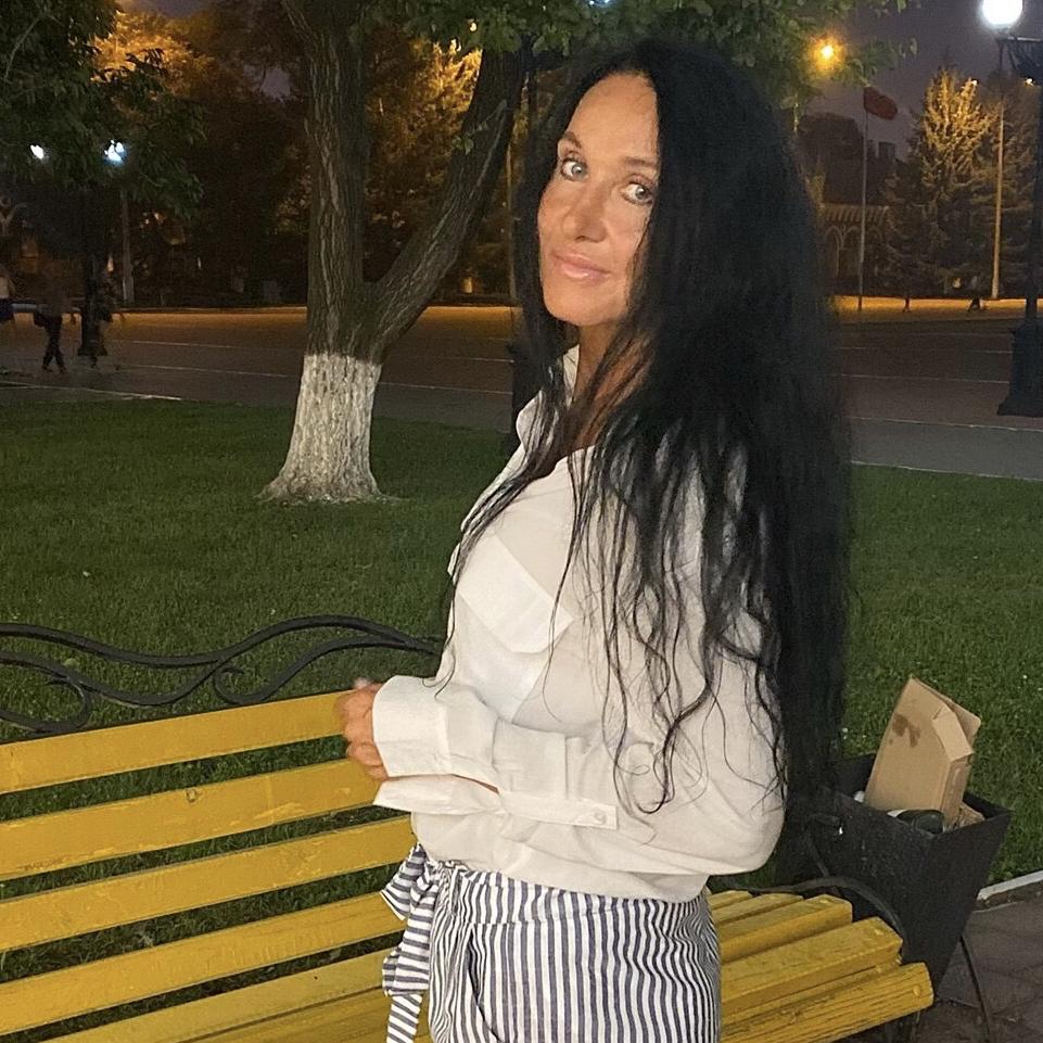 Фото Домохозяйки: Ольга, 54 года