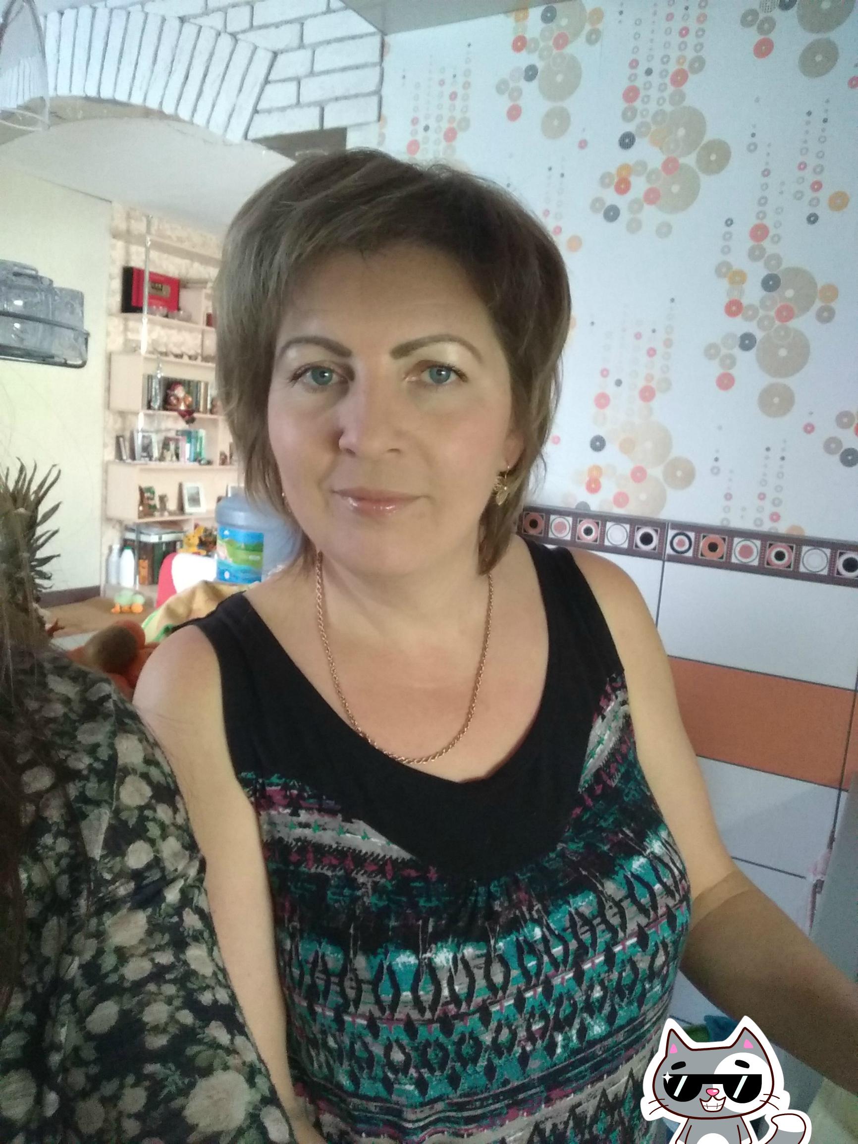 Фото Домохозяйки: Ирина, 49 лет