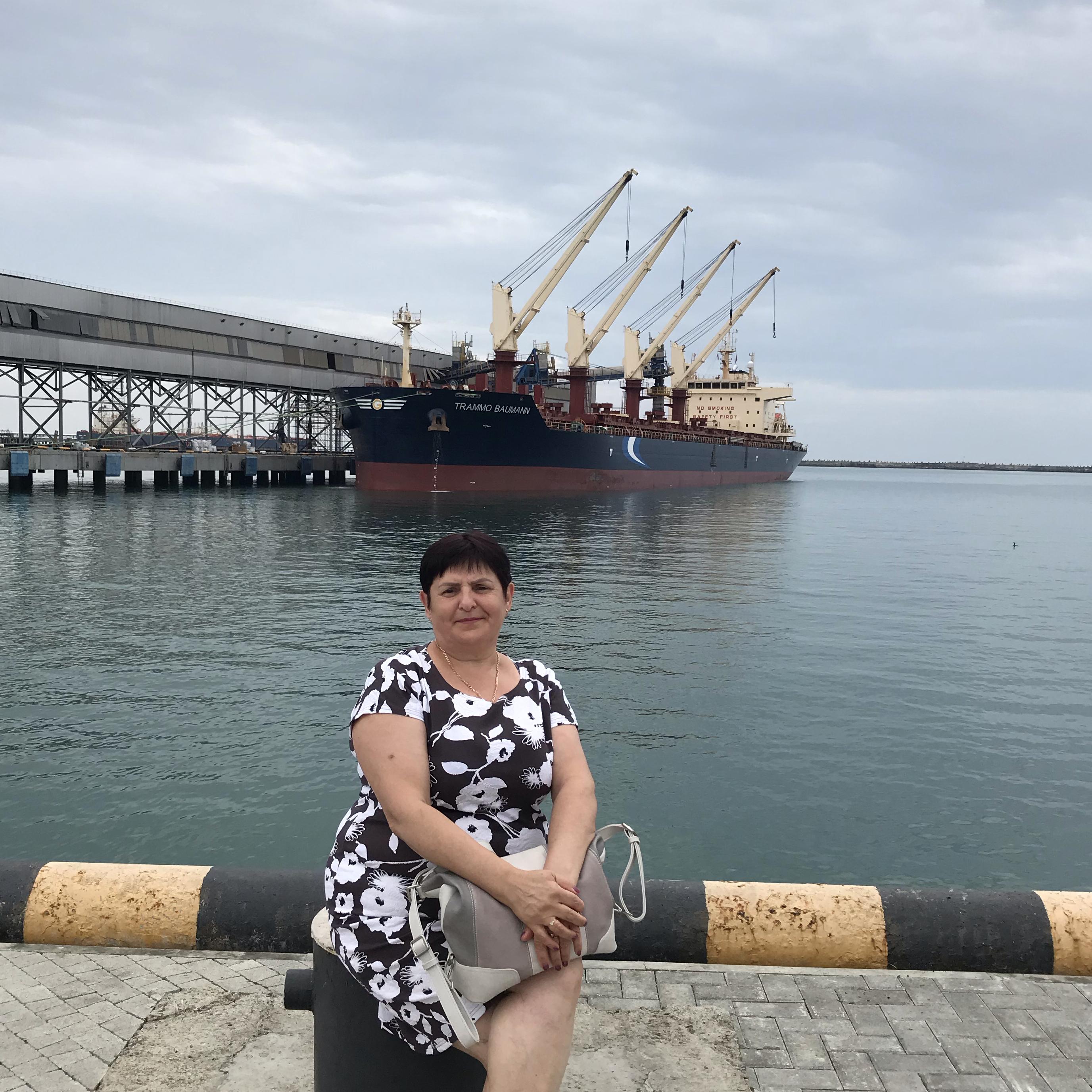 Фото Няни: Светлана, 56 лет
