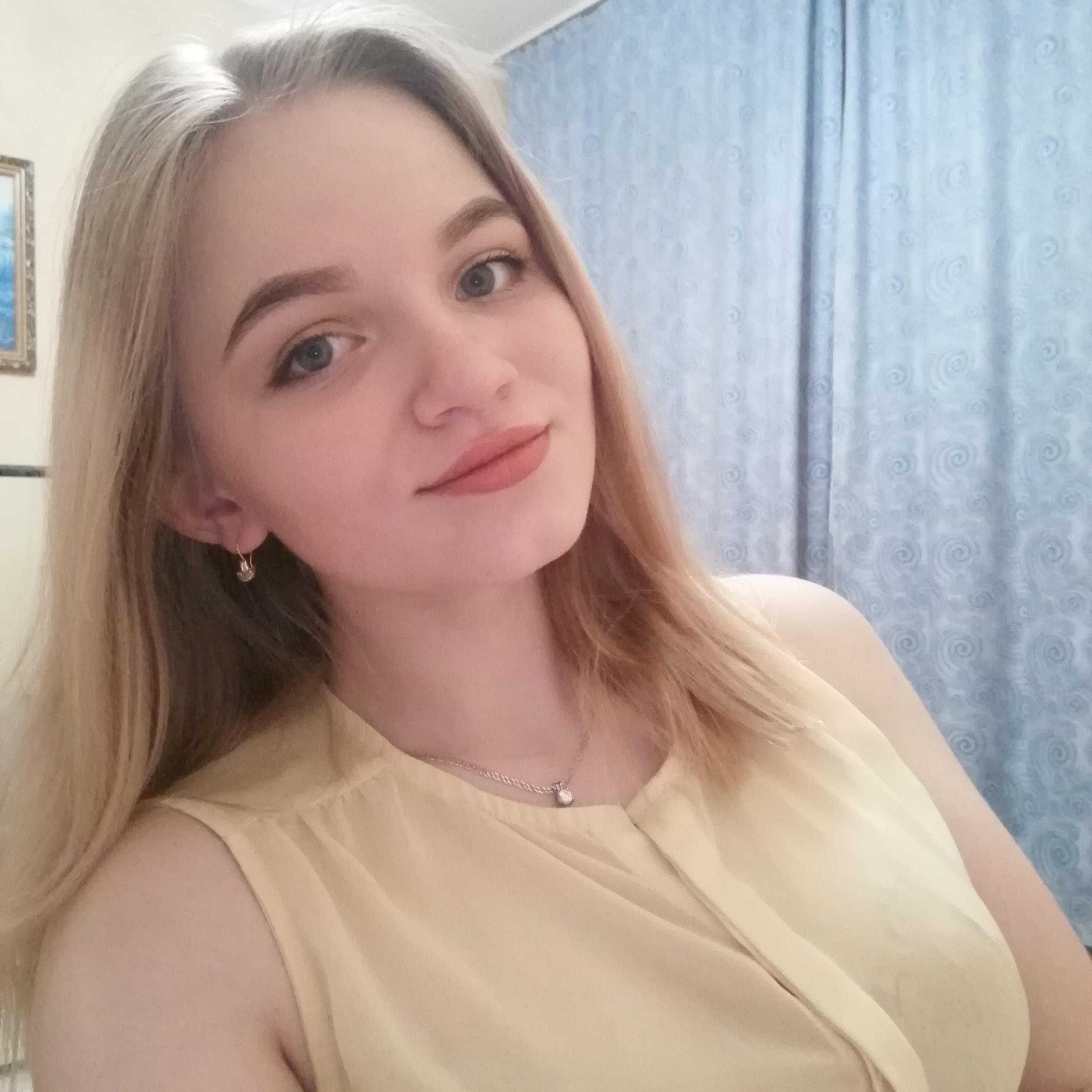 Фото Репетитора: Дарья, 18 лет