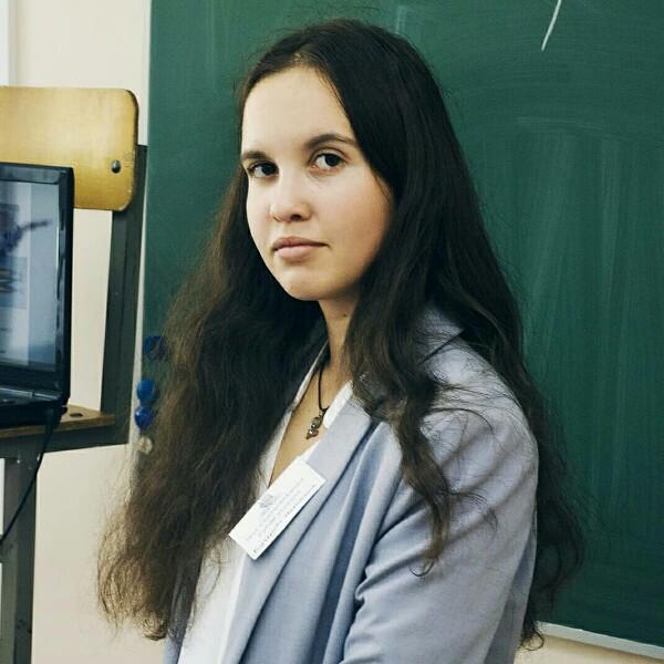 Фото Репетитора: Наталия, 19 лет