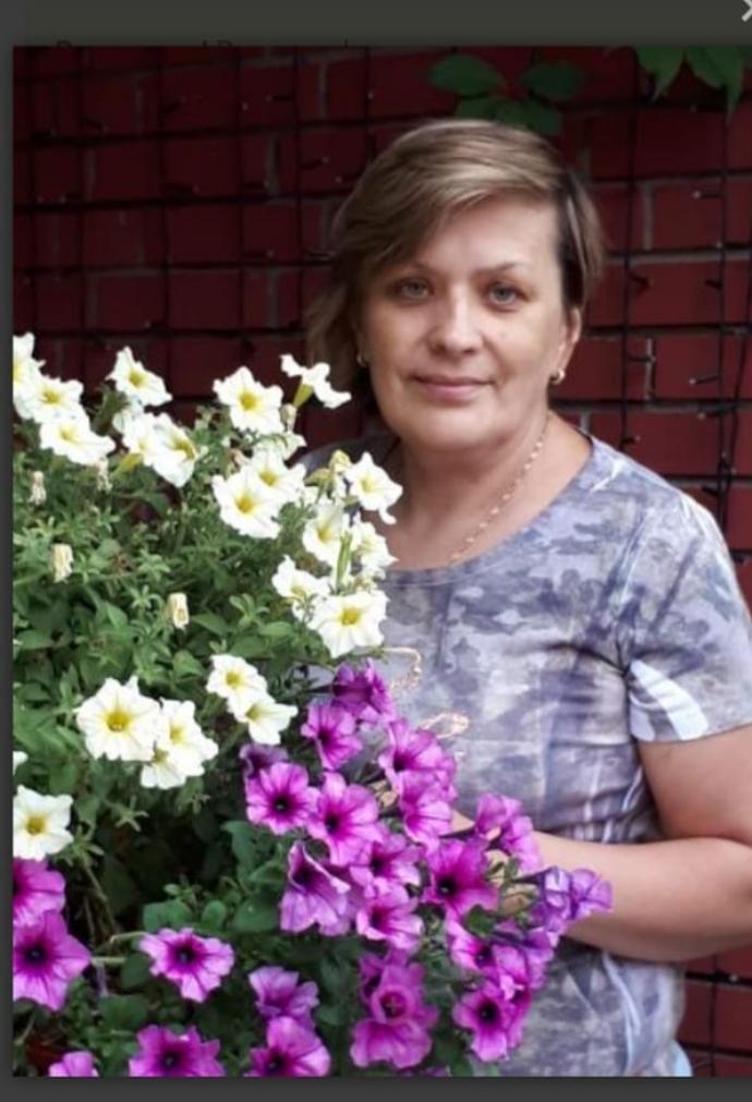 Фото Репетитора: Любовь, 53 года